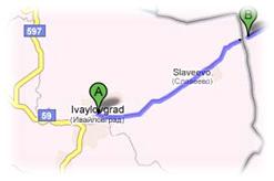 ивайловград, ivailovgrad, път, свиленград