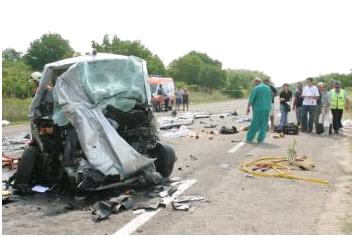 гастарбайтерите пътищата катастрофа
