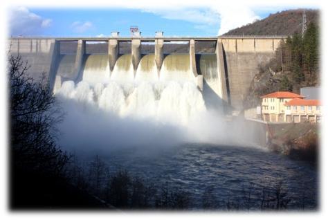 язовир ивайловград, прелива, наводнения