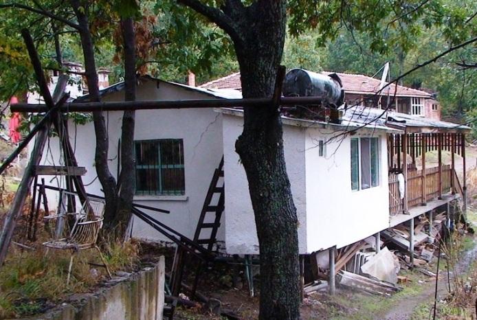 ивайловградския язовир, вили на бракониери