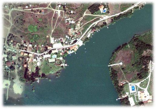 митничарско село, язовир ивайловград, вили
