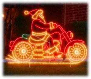 мотоклуб хуните, децата, коледа, подаръци