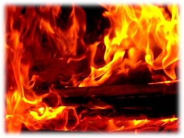 пожар, пощата, поща, поща в ивайловград