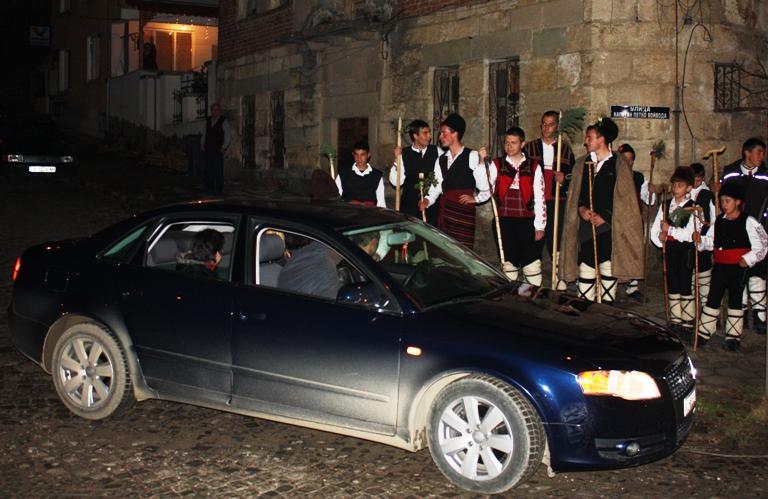 гърци, коледари в ивайловград, коледа, нова година