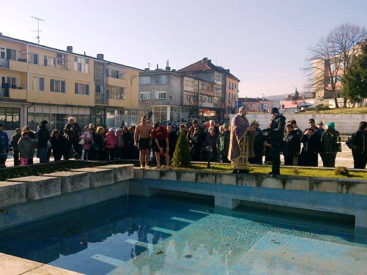 йордановден в ивайловград, 2011