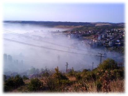 пожар, ивайловград, пожари в ивайловград