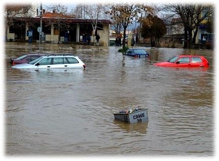 бедствие, харманли, наводнения