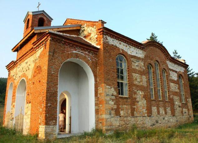 Църквата в Одринци
