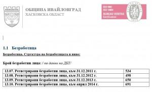 бизнес в Ивайловград