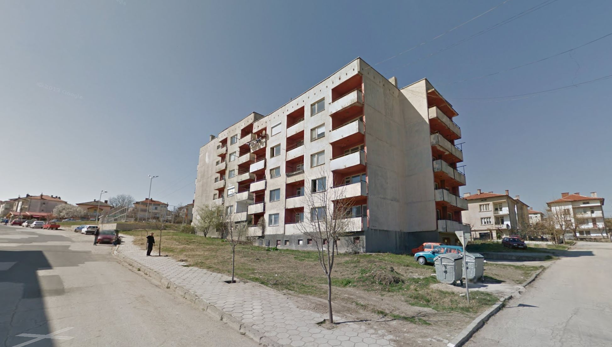 апартаменти в Ивайловград